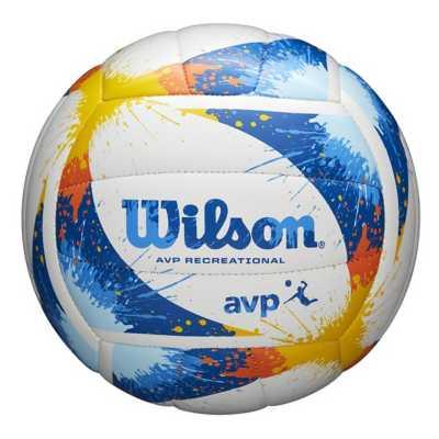 Wilson AVP Splatter Paint Volleyball