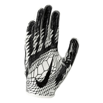 Images. Previous. Black White Tap to Zoom  Nike Vapor Knit Receiver  Football Gloves a56e6a6b69