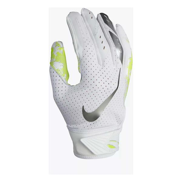 a78980153ed Tap to Zoom  University Red Tap to Zoom  Pink Tap to Zoom  Youth Nike Vapor  Jet 5 Receiver Football Gloves