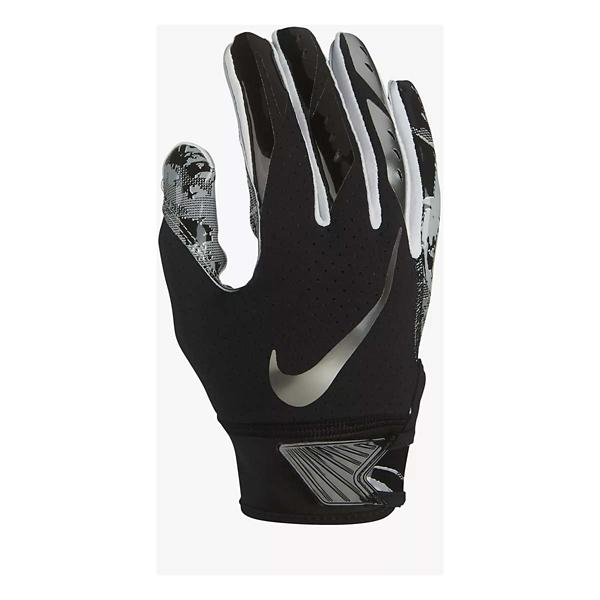 de50979cd8f ... Youth Nike Vapor Jet 5 Receiver Football Gloves Tap to Zoom  Black