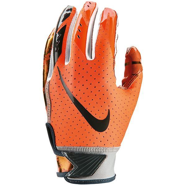 a545cdb4c7b ... Youth Nike Vapor Jet 5 Receiver Football Gloves Tap to Zoom  Black Tap  to Zoom  Grey Orange