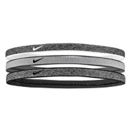 Women's Nike Heathered Swoosh Sport 3 Pack Headbands