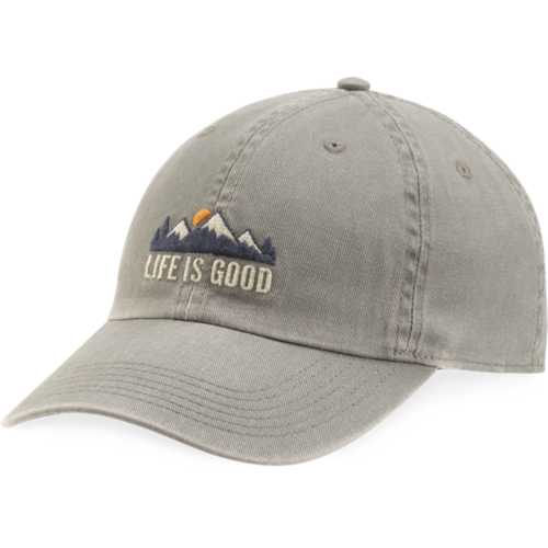 Men's life is good. Mountains Chill Cap