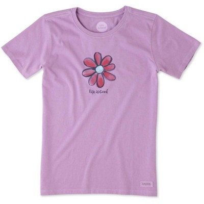 Women's life is good. Daisy Short Sleeve Shirt