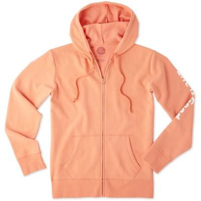 Women's Life is Good Good Go-To Zip Hooded Sweatshirt