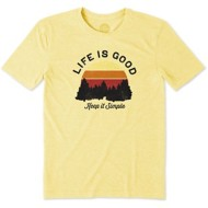 Men's Life Is Good Cool Tee Keep it Simple La