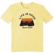 Men's Life Is Good Cool Tee Keep it Simple La