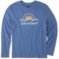 Men's Life Is Good Big Mutts Short Sleeve Shirt