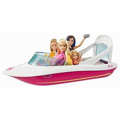 Barbie Dolphin Magic Boat