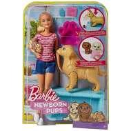 Barbie Newborn Pups Assorted Doll
