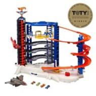 Mattel Hot Wheels Super Ultimate Garage Play Set