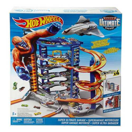 Hot Wheels Super Ultimate Garage Set Playset