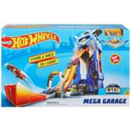 Hot Wheels City Mega Garage Play Set