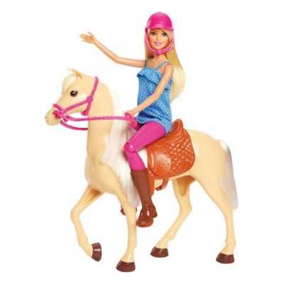 Barbie Basic Horse and Doll