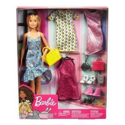 Barbie Party Fashions Doll