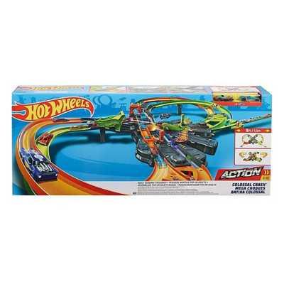 Hot Wheels Colossal Crash Track Set