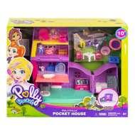 Polly Pocket Pollyville Pocket House Playset