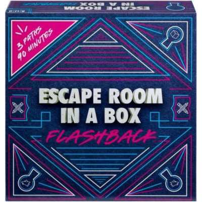 Escape Room In A Box: Return of Doc Gnaw Board Game
