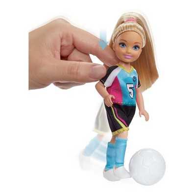 Barbie Dreamhouse Adventures Chelsea Soccer Playset