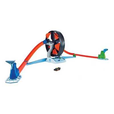 Hot Wheels Spinwheel Challenge Play Set