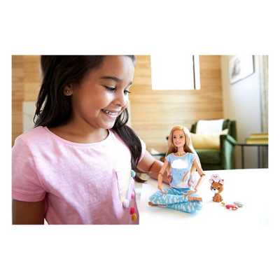 Barbie Breathe with me Doll