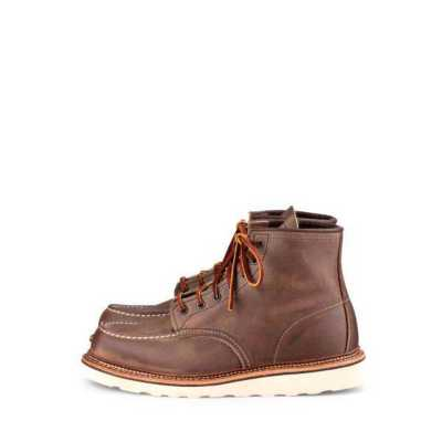 Men's Red Wing 6 Inch Classic Moc Boots