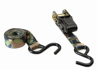 HME Camouflaged Ratchet Strap
