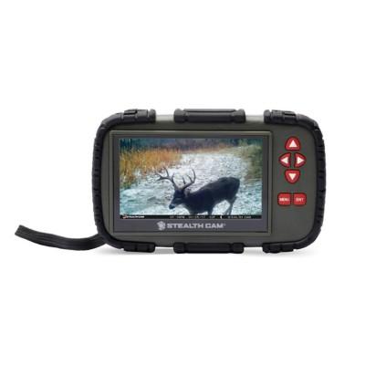 Stealth Cam Touchscreen Card Reader