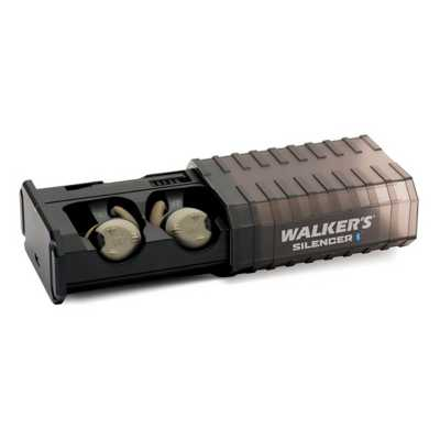 Walker's Silencer Bluetooth Rechargeable Electronic Earbuds