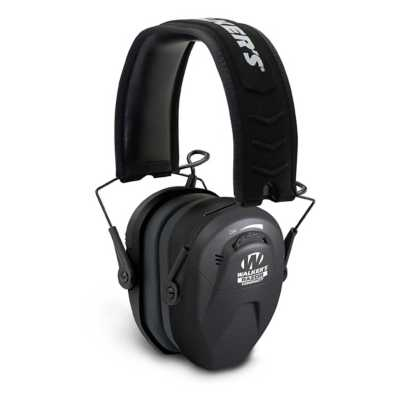 Walker's Razor Series Compact Slim Shooter Folding Earmuff
