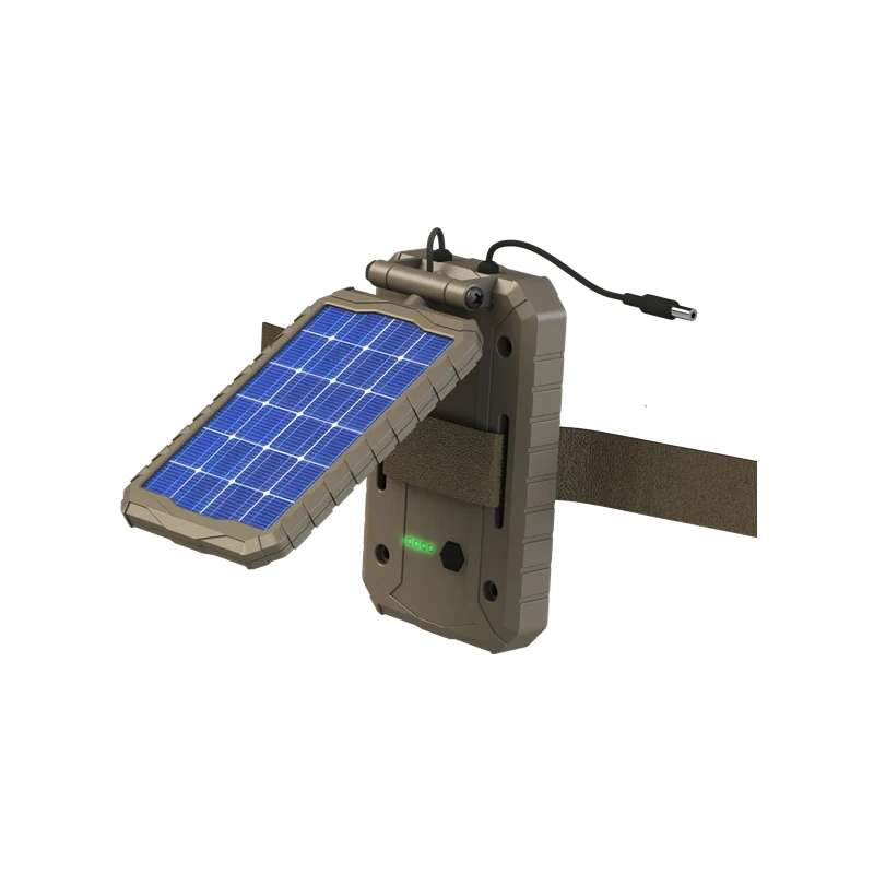 Stealth Cam Solar Battery Pack