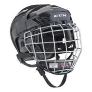Senior CCM Fitlite 40 Hockey Helmet Combo