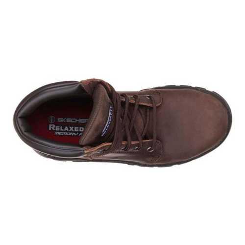 Women's Skechers Workshire Peril Steel Toe Boots