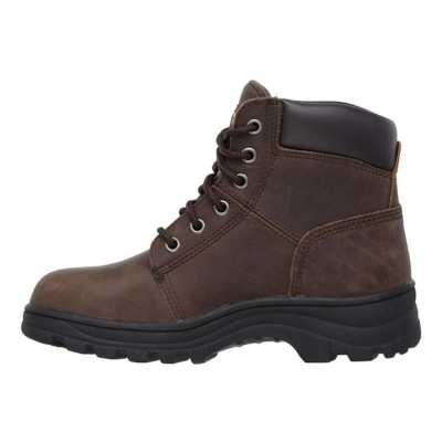 Women's Skechers Workshire Peril Steel Toe Boots