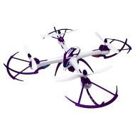 Quadrone Aerial Sentinel Drone with 5MP Camera
