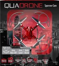 Quadrone Aerial Sparrow Drone with Camera