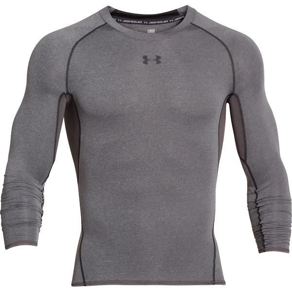 8fbe120a8 Men's Under Armour HeatGear ARMOUR Compression Long Sleeve Shirt ...