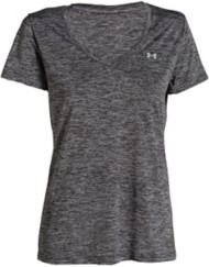 Women's Under Armour Tech V-Neck Twist T-Shirt
