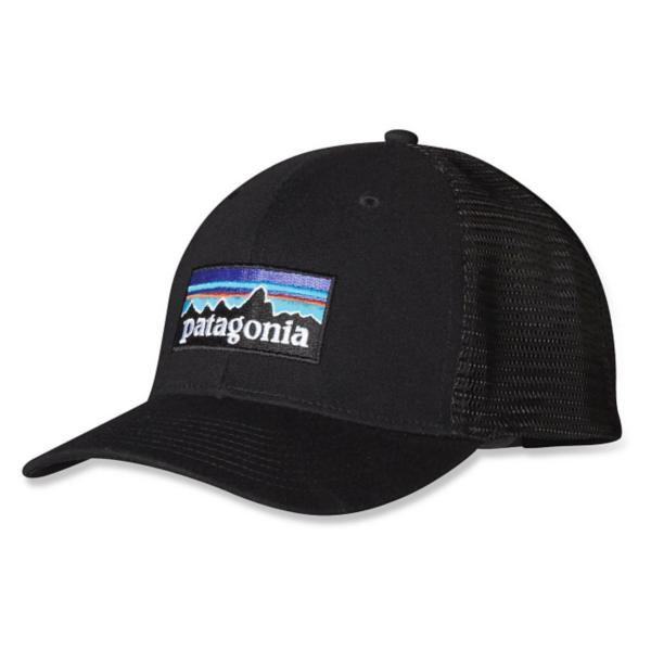 fd4102ce39b41 Patagonia P-6 Logo LoPro Trucker Hat