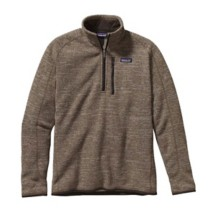 Men's Patagonia Better Sweater 1/4 Zip