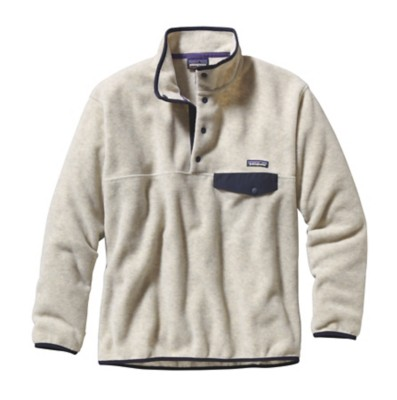 Men's Patagonia Synchilla Snap-T Fleece Pullover