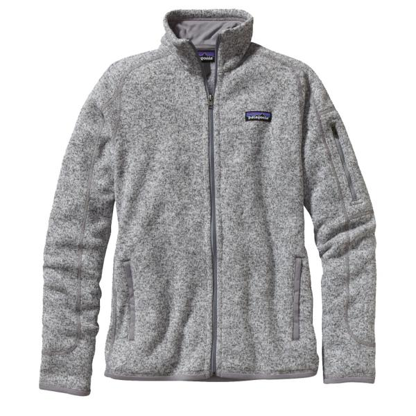 63f26a7f2 ... Women's Patagonia Better Sweater Jacket Tap to Zoom; Birch White