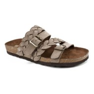 Women's White Mountain Holland Leather Sandals