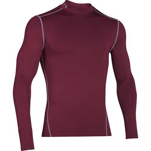 Men's Under Armour ColdGear Armour Compression Mock Long Sleeve Shirt