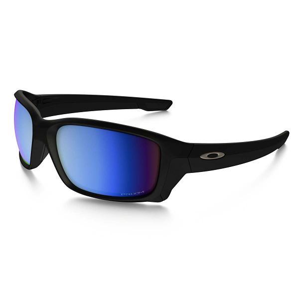 012bedeafa Oakley Straightlink Prizm Deep Water Polarized Sunglasses