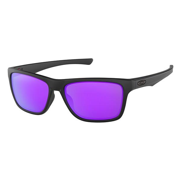 Matte Black/Violet Iridium