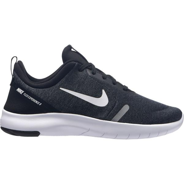 171854368ff5 ... Grade School Boys  Nike Flex Experience RN 8 Running Shoes Tap to Zoom   Black White-Cool Grey-Reflect Silver