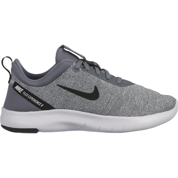 1121439e1cb4 Tap to Zoom  Cool Grey Black-Reflect Silver-White Tap to Zoom  Grade School  Boys  Nike Flex Experience RN 8 Running Shoes