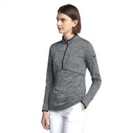 Women's Nike Dry Golf Half Zip Golf Top