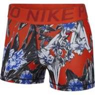Women's Nike Pro Floral Print Compression Short